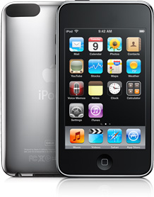Apple iPod Touch 3rd Gen LCD