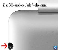 ipad 4 headphone Jack