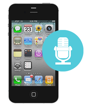 iPhone 4S Microphone Repair/Replacement Service
