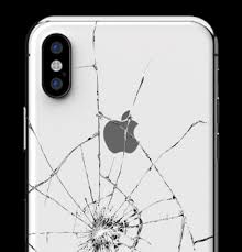 iPhone X Back Glass and Housing Replacement service