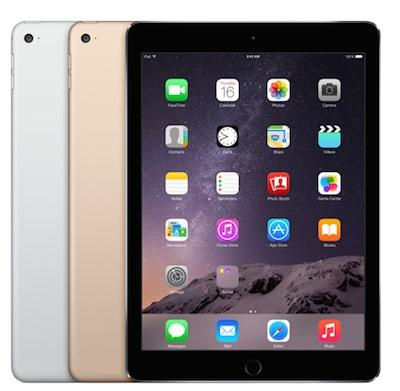 Apple iPad Air 2 Diagnostics Service - Free